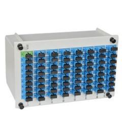 1×64 Cassette Type PLC Splitter