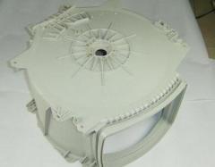 Tumbling box for washing machine