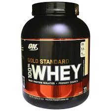Optimum Nutrition 100% Whey Protein Gold Standard 5lb