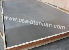 Titanium Clad Steel Plate / Sheet / Tube Sheet