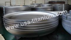 Titanium Elliptical Head /  Spherical Head