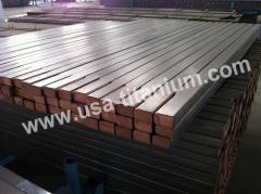 Titanium Clad Copper Bar / Tube  / Wire