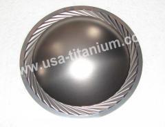 Titanium Voice Diaphragm