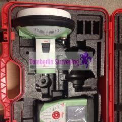 Leica Viva GS15 gnss receiver, and CS10 controller