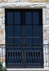 Wood & Tilt Turn French Doors