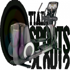 Life Fitness 95X Engage Elliptical Cross Trainer