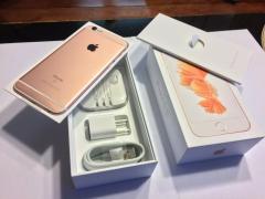 Apple iphones 6s plus and samsung egde