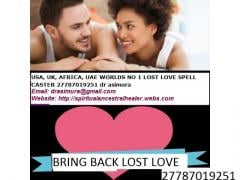 , LOST LOVE SPELL VOODOO SPELL ADS AFRICA SAME DAY RESULTS CALL +27787019251