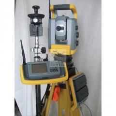 Trimble S6 3 DR300 Plus Robotic Reflectorless Total Station