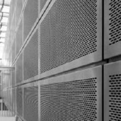 Monel perforated metal