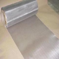 Nickel mesh for fuel cell
