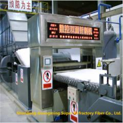 2000T Ceramic Fiber Blanket Production Line