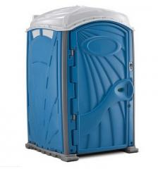 Plastic Roto Mold Portable Toilet