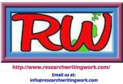 Academic Research Writing Services: Editing-Proofreading-Rewriting -Formatting etc