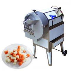 Cauliflower cutting machine carrot peeling dicing shredding machine Razorfish