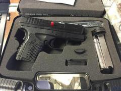 Spring field XD 45 pistols for sale