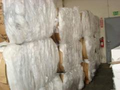 LDPE film scrap 100% clean clear