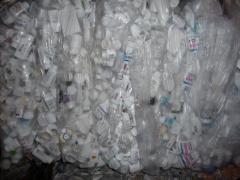 HDPE Pill Bottle Bales......$350