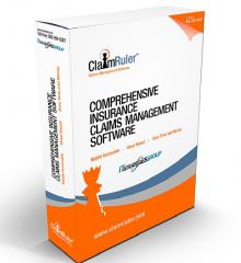 Insurance Claims Administration Software