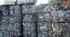 Aluminum 6063 Extrusions scrap