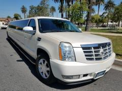 2008 CADILLAC ESCALADE ESV LIMOUSINE FOR SALE