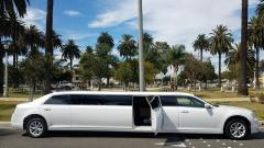 2016 2016 WHITE FIVE DOOR CHRYSLER 300 LIMO FOR SALE #1251