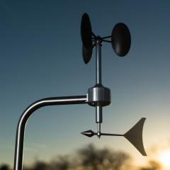 MeteoWind 2 - anemometer with wind vane
