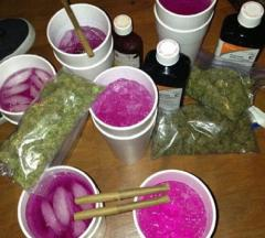 Actavis Promethazine With Codeine Purple Cough Syrup For Sale