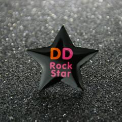 Rock Star Lapel Pins