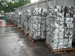ALUMINUM EXTRUSION 6063 SCRAP == €750 Per MT