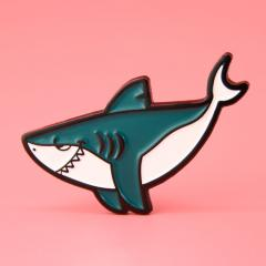 Shark Custom Lapel Pins