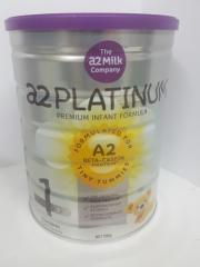 A2 Platinum Follow On Baby Formula All Stages