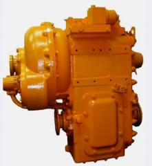Hydromechanical gearbox AMKODOR U35.615-00.000.