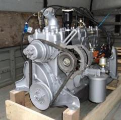 Engine GAZ 52,  complete set