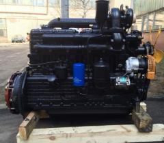 The Engine D-260.12E2 for MAZ truck