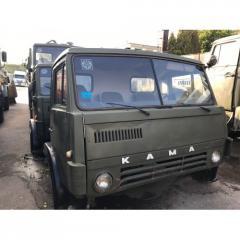 Cab for KAMAZ