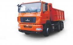 Cars MAZ-5516W4-425-010