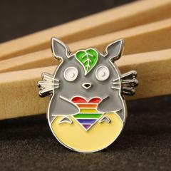 Cute pet lapel pins