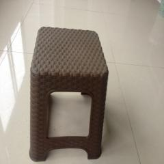 Plastic rattan garden furniture Mold Plastic rattan Stool Mold Injection rattan Stool Mold Fantastic Furniture Mold