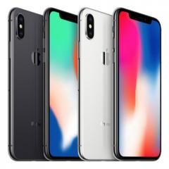 Apple iPhone X (iPhone 10) - 64GB 256GB Unlocked Space Grey/Silver 12M Warranty