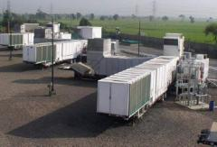 TM 2500 Mobile Trailer Mounted Gas Turbine 30 MW