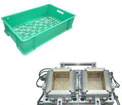 Plastic Crate Mold Plastic Box Mold Plastic Turnover Box Mold Plastic Household Mold