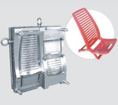 Plastic Leisure Chair Mold