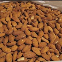 Cashew kernels, almond