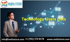 Technology Users Email List | Technology Users