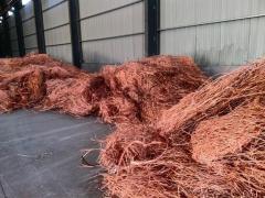 High Purity Copper Wire Scrap 99.99%, Copper Scrap, Millberry Copper Factory Price