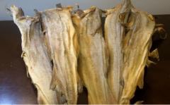 Dry Stock Fish