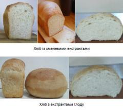 Technologies of bread stuffs with improved quality, safety indicators for production and storage PP052