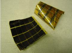 Flexible photoelectric converters of solar energy PP159