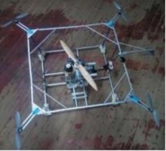 Hybrid quadcopter pp068